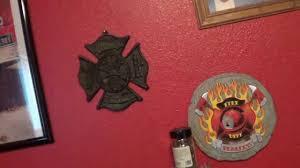fireman bedroom decor