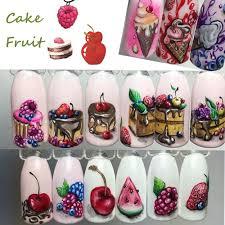 sweets nail art images nail art designs