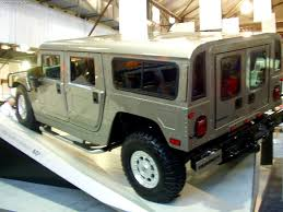 original hummer h1 2003 hummer h1 pictures history value research news