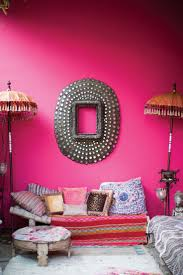 Best PINK ROOMS Images On Pinterest Home Live And Architecture - Pink living room design