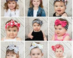 baby headwraps clearance sale baby headbands wraps bow