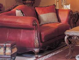Red Leather Sofa Sets Show Your Passion With These 12 Red Leather Sofa Ideas