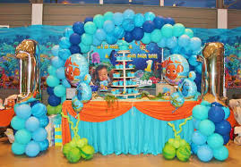 nemo baby shower finding nemo theme birthday party ideas photo 1 of 20 catch my