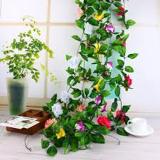 online buy wholesale hanging decoration artificial flowers from