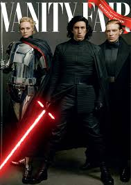 Vanity Fair Latest Issue Star Wars Last Jedi Vanity Fair Covers Show Phasma Unmasked Ew Com