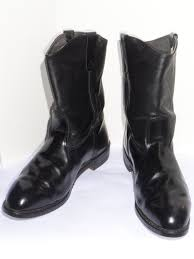 black motorbike boots men u0027s black motorcycle boots classic vintage apparel