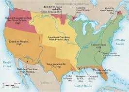 map us mexico border states gadsden purchase establishes us mexico border national
