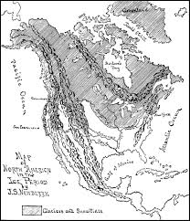 Map Of United States For Kids by File Psm V30 D013 Map Of North America During The Ice Age Jpg