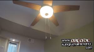 Pull String Light Fixtures by Ceiling Fan Pull Chain Switches Not Working On Pass Through Glass