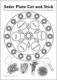 passover seder for children passover online coloring sheets drawings colored by thecolor