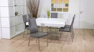large square craft table brilliant white square dining table throughout how to effectively