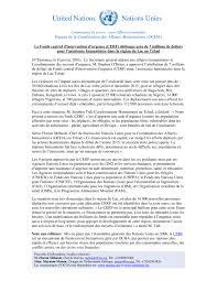 bureau de coordination des affaires humanitaires le fonds central d intervention d urgence cerf débloque près de 7