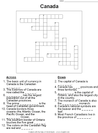 help with crossword puzzle words sle worksheets made with