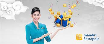 Bank Mandiri Mandiri Fiestapoin Another Way To Earn Garudamiles From Bank