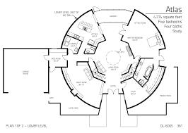floor plan dl 6005 monolithic dome institute floor plan dl 6005