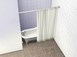 Classic Shower Curtain Shower Curtain Clawfoot Tub Size Decorative Shower Curtain