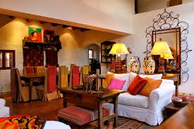 Mexican Living Room Furniture Second Home In Mexico Eclectic Living Room Portland By