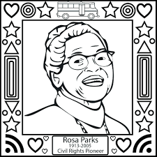black history month coloring pages eson me