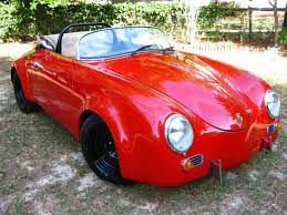 porsche speedster kit car daily turismo auction watch 1957 volkswagen porsche 356