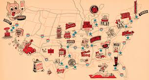 Google Maps Austin Texas by Map Illustration Retro Google Search 場景風格 Pinterest