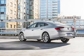 2015 Buick Enclave Premium Awd Road Test Review The Car Magazine by 2017 Buick Lacrosse Premium Awd Quick Take Review Automobile