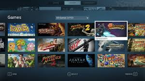 valve brings steam to tvs kotaku australia