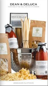 dean and deluca gift basket the 2010 dean and deluca fall gifting catalog bakers and artists