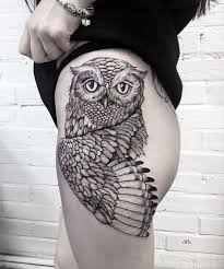 tattoo pictures of owls 40 edgy owl tattoo design ideas for an enigmatic style