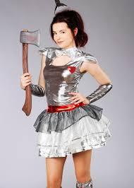 Tin Man Costume Girls And Teens Tinman Heartthrob Costume