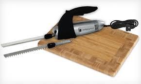 wolfgang puck electric knife groupon goods