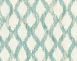 Moroccan Trellis Fabric Trellis Curtains Etsy