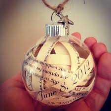 personalized wedding christmas ornaments wedding ideas 20 fabulous wedding christmas ornaments