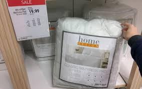 home design waterproof mattress pad bedroom macys mattress pad home design mattress pads macys
