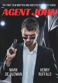 agent john action movie poster templates by canva