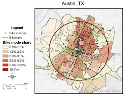 Austin Area Map by Austin Tx Bike Lab