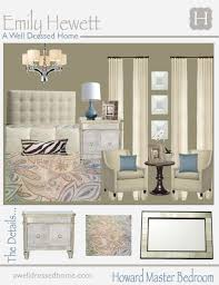Bedroom Design Boards Before Amp After New Master Bedroom Ideas Throughout Nate Berkus