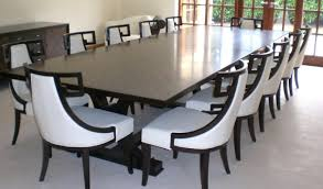 simple design dining tables for 12 merry large dining room table