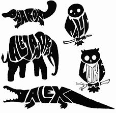 tribal name tattoos and