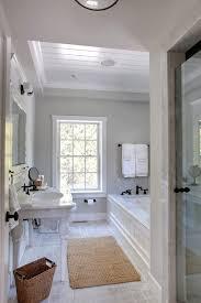 Bead Board Bathroom Floor To Ceiling Beadboard Bathroom Powder Room Traditional With