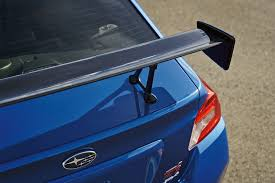 subaru brz spoiler 2018 subaru wrx sti type ra brz ts are ready for the track