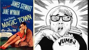 movie town magic town 1947 movie review youtube