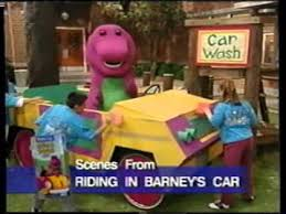 Opening Closing To Barney U0026 by Closing To Barney Songs 1995 Vhs Youtube