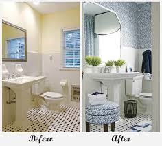 better homes and gardens bathroom ideas room makeovers each featuring a different before and after