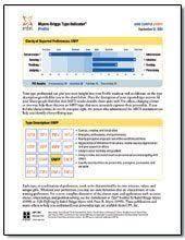 mbti profile test u003e myers briggs test career assessment site