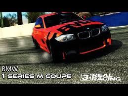 bmw race series racing 3 car customization bmw 1 series m coupe