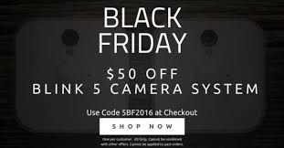best 2016 black friday camera deals blink home security camera system shop early with blink black