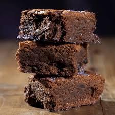 triple chocolate brownies recipe mydish