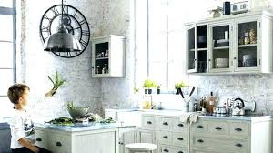 photo cuisine retro cuisine retro design interieur maison traditionnelle