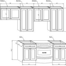 Kitchen Cabinet Height Standard Kitchen Cupboard Dimensions Kitchen Design And Decorating Ideas