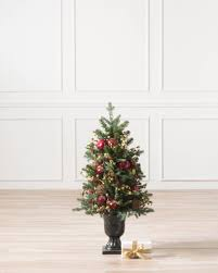 norway spruce potted christmas tree balsam hill